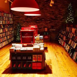 jul i kulturbokhandelen